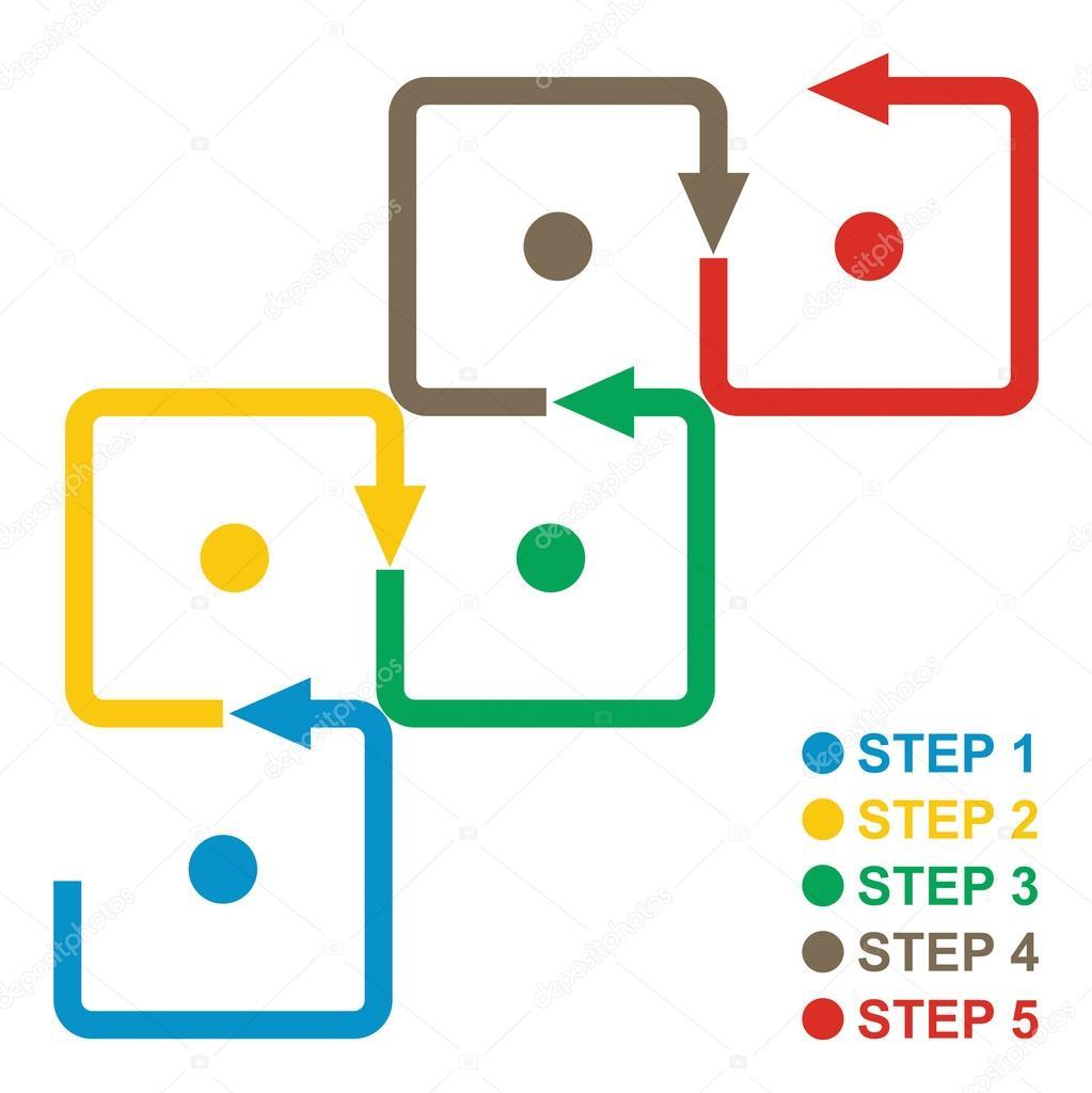 stroomdiagram element — Stockvector © eltoro69 #49993081