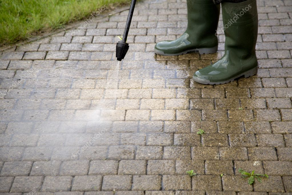 High Pressure Cleaning - 1