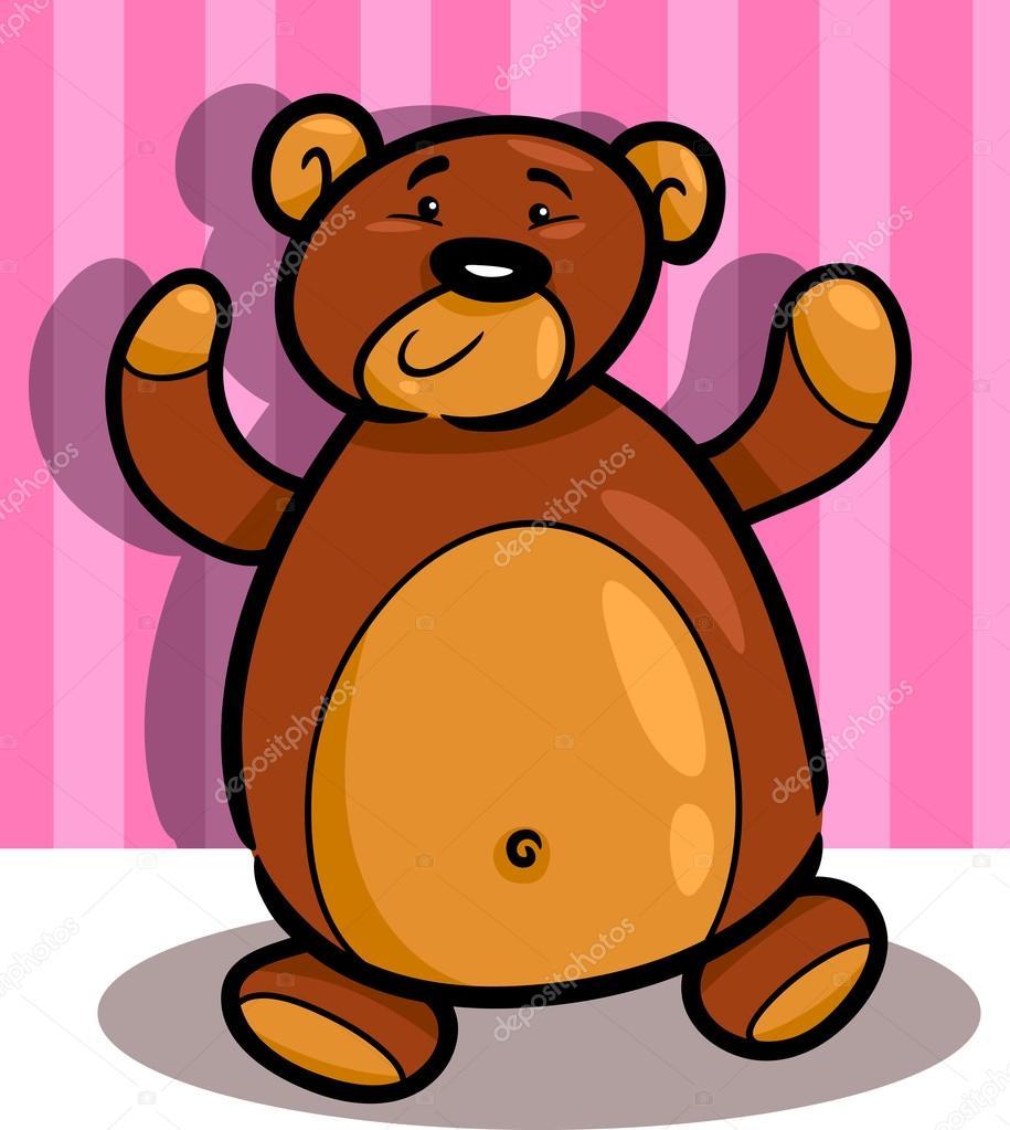 25 Teddy Bear And The Barrel Of Honey. Cartoon Vector Illustration  Illustrations, Royalty-Free Vector Graphics & Clip Art - iStock