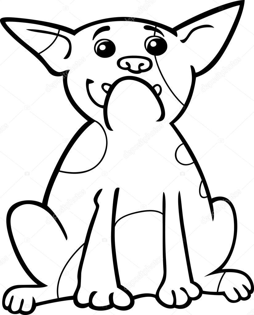 Francia bulldog rajzfilm színező — Stock Vektor © izakowski  15421769 4cc2b44f78