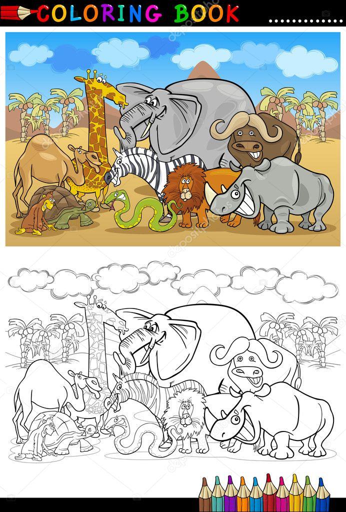 khokhloma decoración para smartphonedibujos animados de animales ...