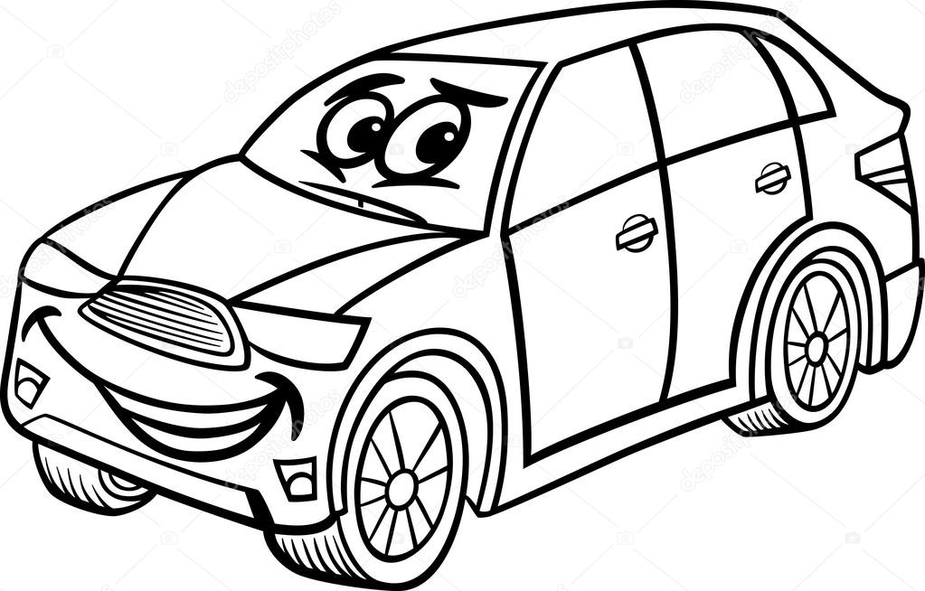 Stock Illustration Suv Car Cartoon Coloring Page also Reflexion Clipart further 272240 Black Arrow Vectors Set additionally Drawn 20hand 20cupped additionally Stock Illustration Emergency Icons Mono Vector Symbols Image42047481. on cartoon car illustration