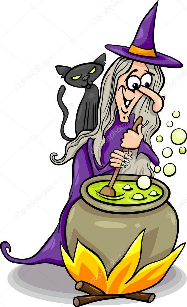 echando una ilustraci u00f3n de dibujos animados de hechizo de clip art witches clip art witch riding a motorcycle