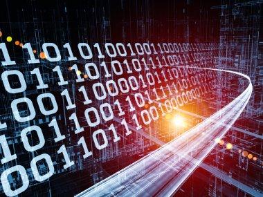 Speed of Information Stream
