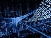 proud digitálních informací