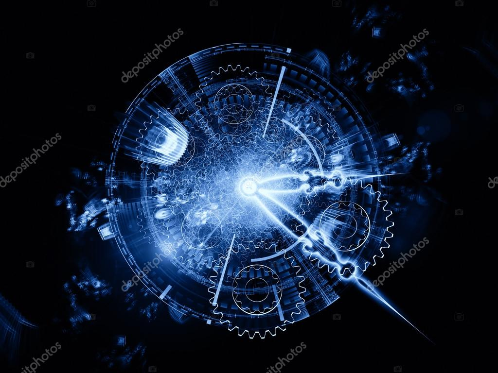 Abstract Clock Forms Stock Photo Image By Agsandrew 18752413