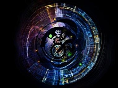 Digital Life of Clockwork