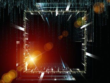 Digital Streams Abstraction