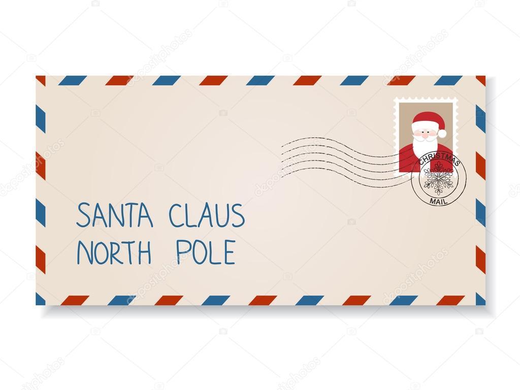 Letter To Santa Claus  Stock Photo  Takra