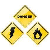 varovná znamení