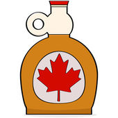 Fotografie Maple syrup