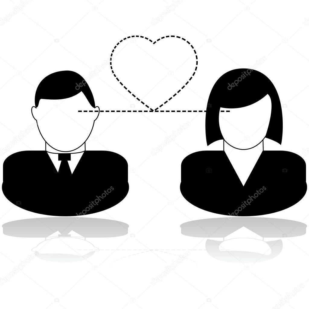 liefde op het eerste gezicht mannen