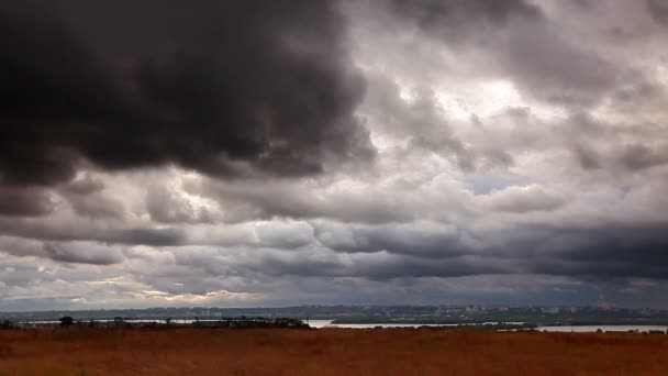 Obloha s mraky
