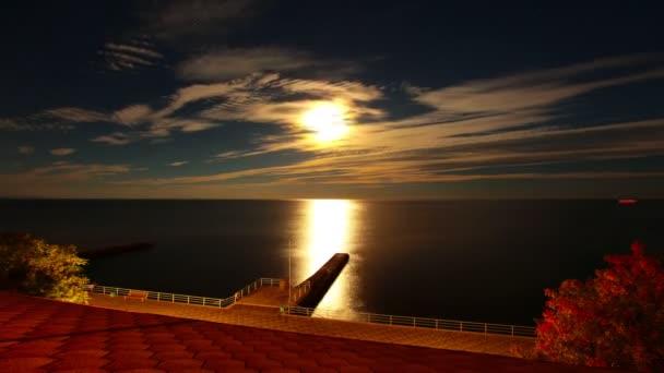 tengeri éjszakai
