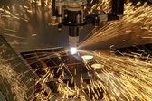Plazmová řezačka kovářství průmyslu