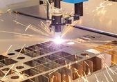 Fotografie plazmová řezačka kovářství průmyslu
