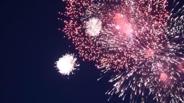 világítás, ki a nagy tűzijátékok éjjel ünnepe.