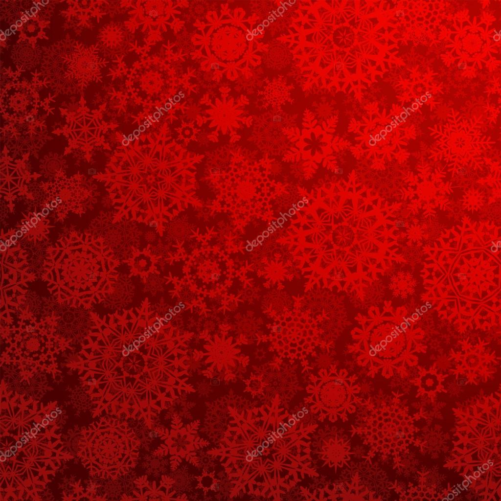 Seamless deep red christmas texture pattern. EPS 8