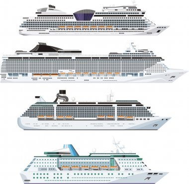 Boats set