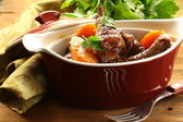 Hagyományos francia konyha - bor, csirke coq au vin