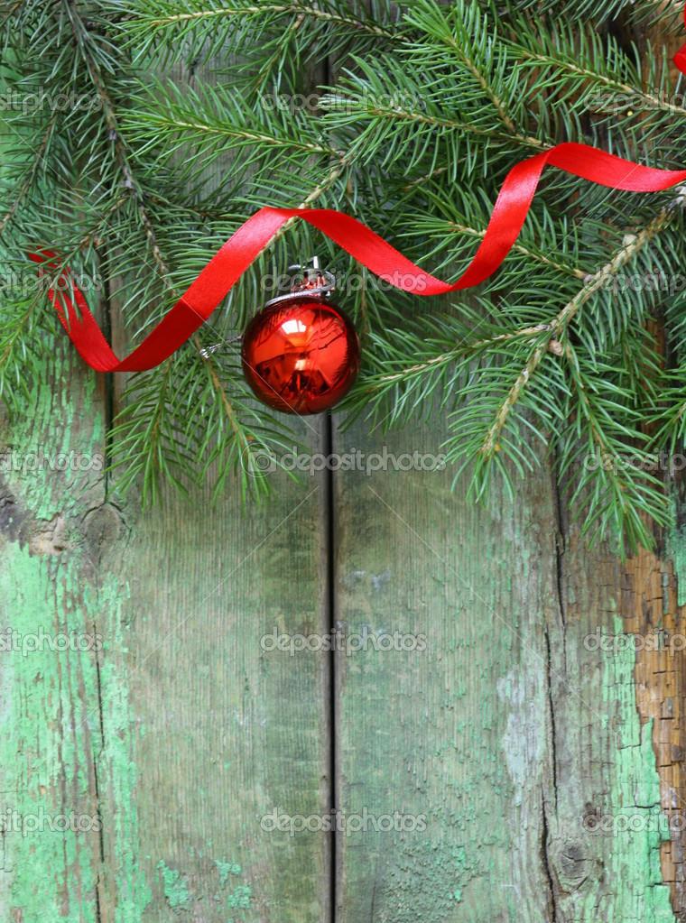Foto Bellissime Di Alberi Di Natale.Rami Di Alberi Di Abete Di Natale Verde Con Bellissime