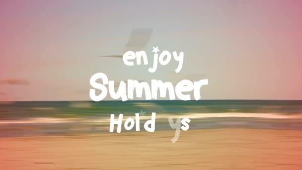 Užijte si letní prázdniny