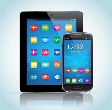 Tablet And SmartPhone