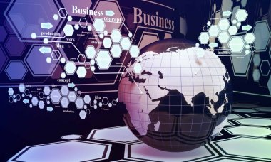 New technologies in the business, the future of business and new