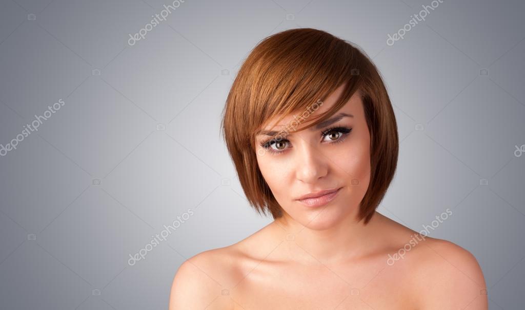 nahé mladé roztomilé dívky