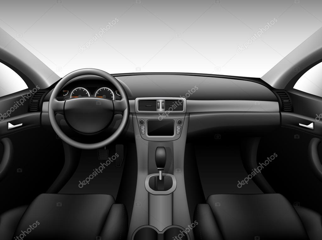 Dashboard Car Interior Stock Vector Lumumba - Car image sign of dashboardcar dashboard icons stock photospictures royalty free car