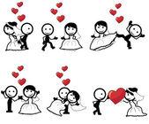 panáček svatba