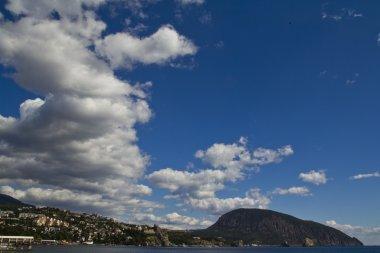 Ayu Dag mountain. Crimea. Ukraine