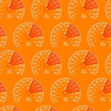 seamless wallpaper speedometer