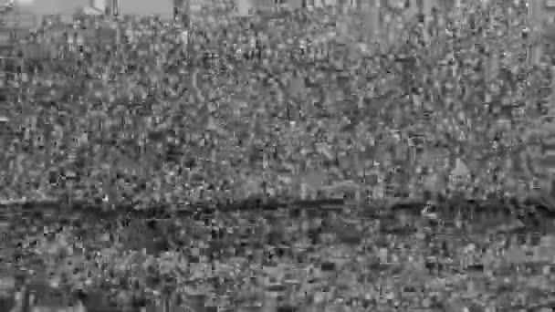 TV képernyő nincs jel, a statikus zaj és tv statikus kitölti a képernyőt (hurok). HD