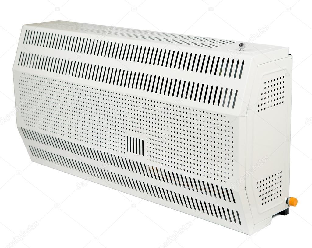 Ein Wohn Elektro Heizung Isoliert Auf Weiss Stockfoto Scaliger Residential Electric Heaters Foto Von