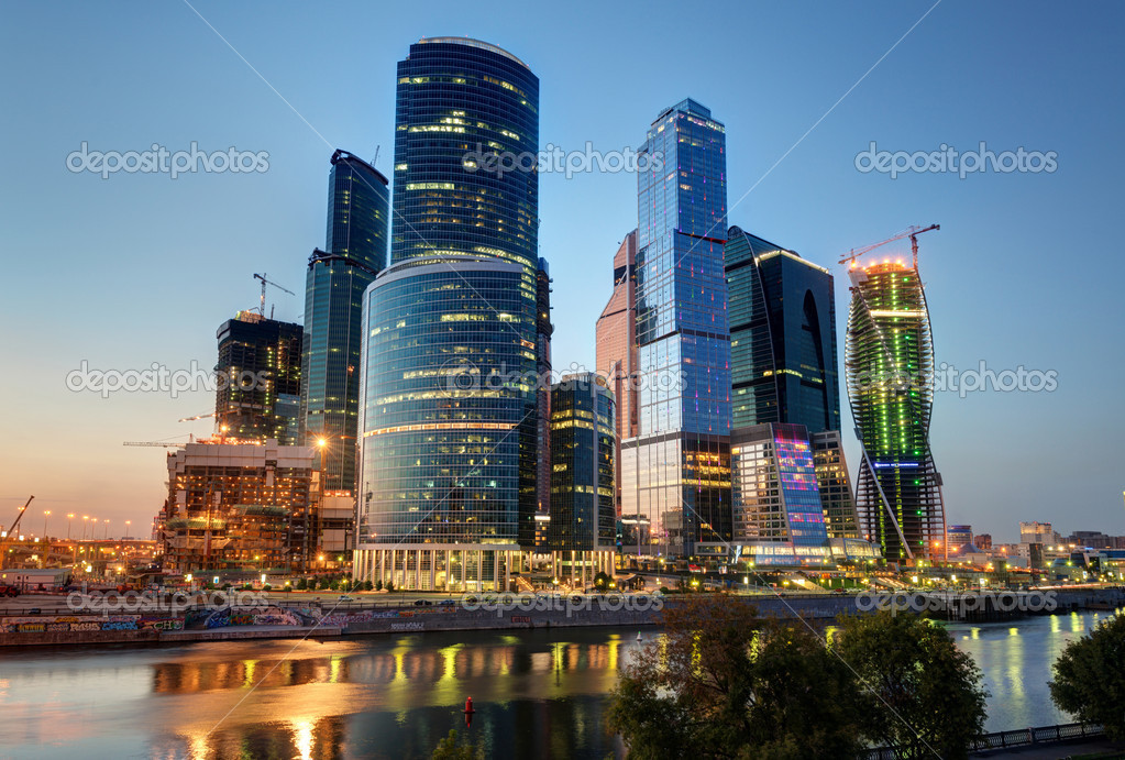 russia international business - HD