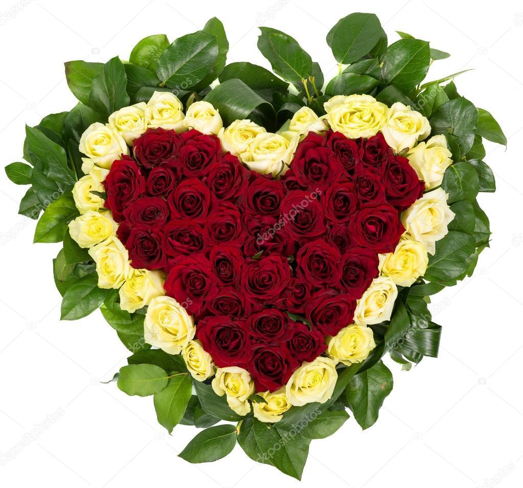 panier de roses naturelles en forme de coeur photographie scaliger 37705491. Black Bedroom Furniture Sets. Home Design Ideas
