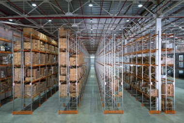 A big storage room