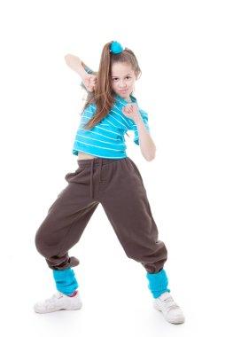 hip hop modern dance