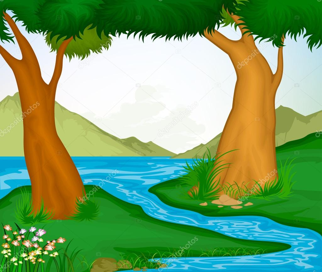 Tree and nature background