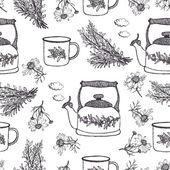 Fotografie Summer tea background
