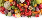 Fotografie fruits and vegetables