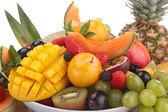 Fotografie složení ovoce