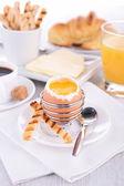 Fotografie snídaně