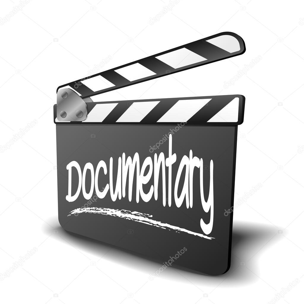 Documentaire de Conseil battant — Image vectorielle