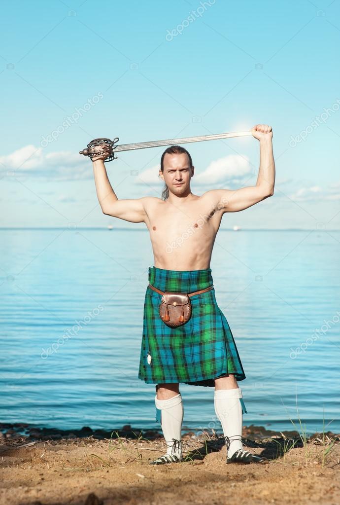 Men in scottish kilts sexy Scottish Tartans