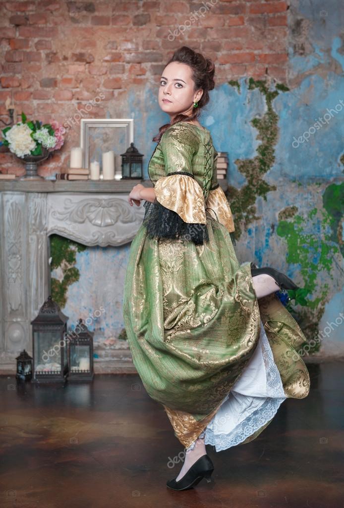 владивосток фотосессии в старинных платьях прически