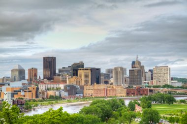 Downtown St. Paul, MN