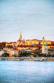 Régi budapesti áttekintés-mint láttuk-a Duna partján