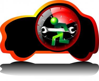 24 hour maintenance car